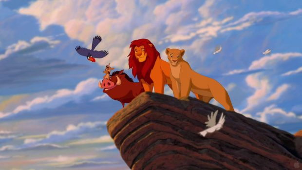 Simba Lion King HD Wallpapers.