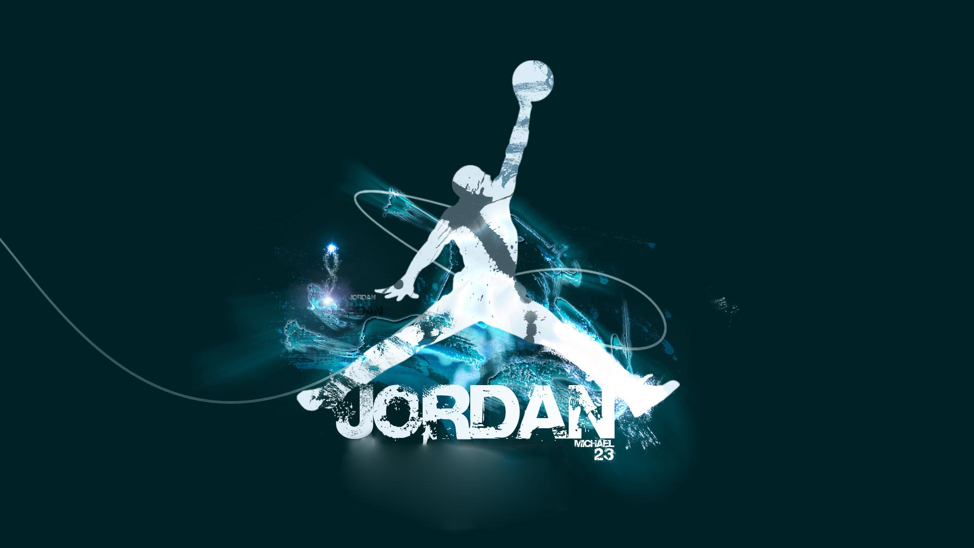 Jordan Logo Wallpaper Hd Pixelstalk Net