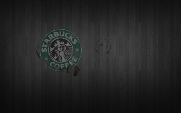 Starbucks Logo Wallpaper.