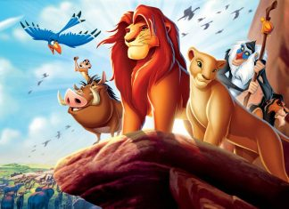 Wallpapers disney the lion king.