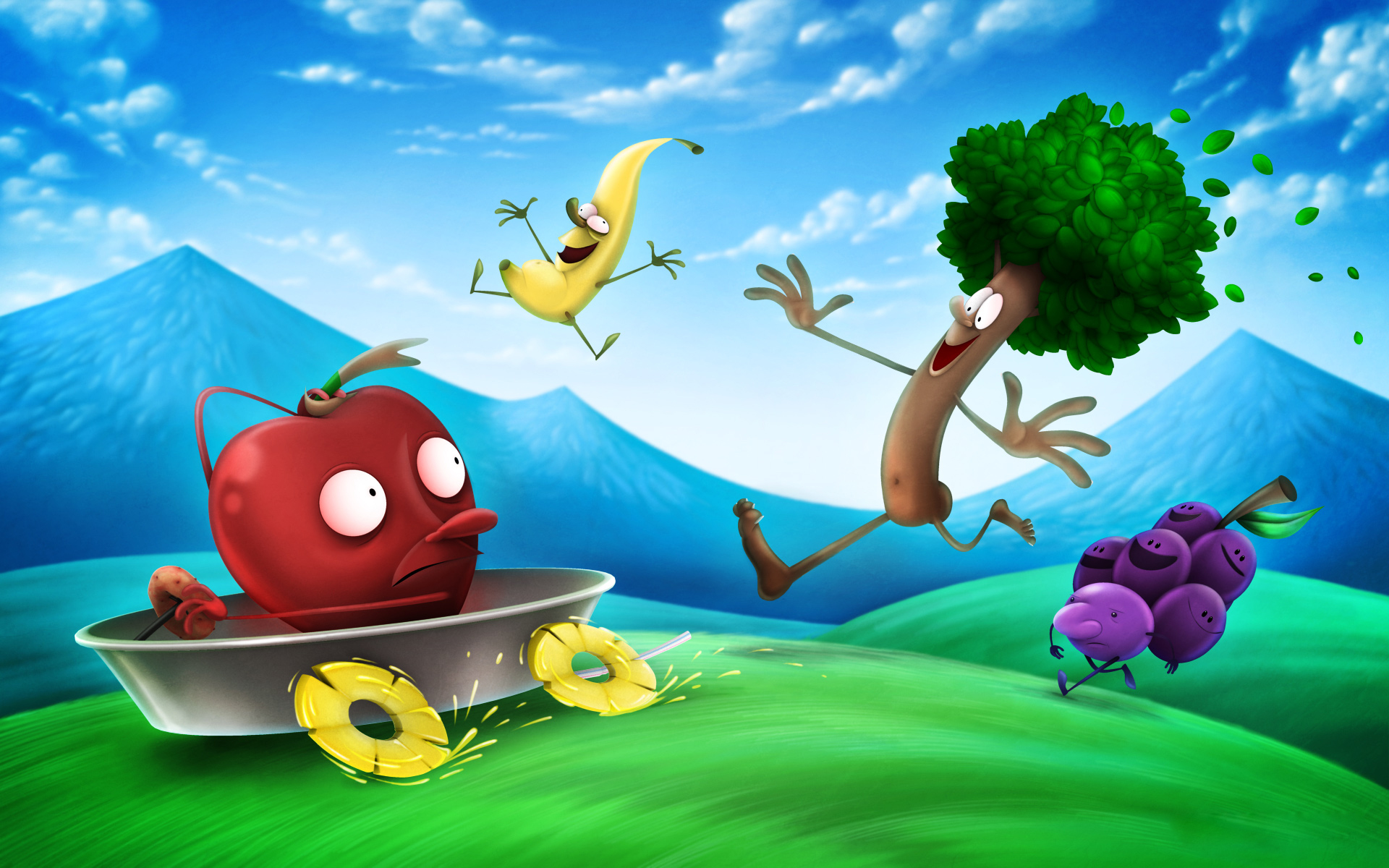 Animation Wallpaper Free Download For Desktop