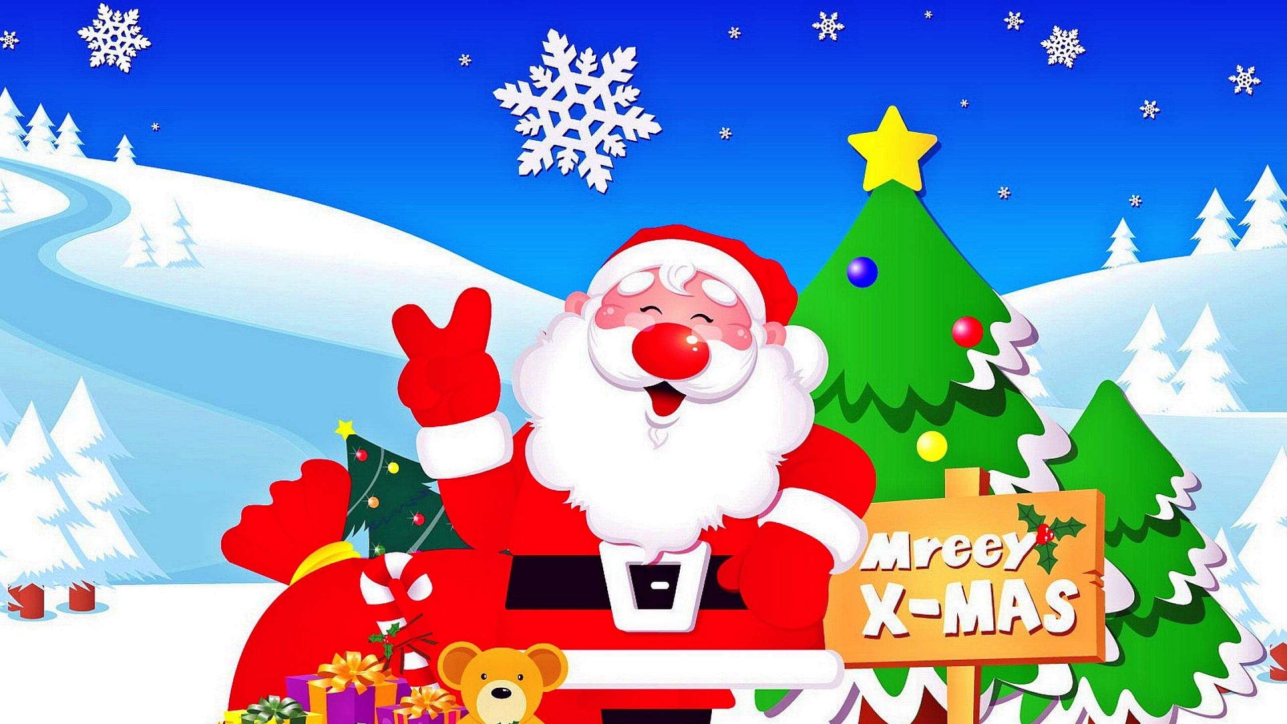 Free Download Cute Christmas Wallpapers