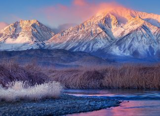 Download Snowy Mountains Image Free.