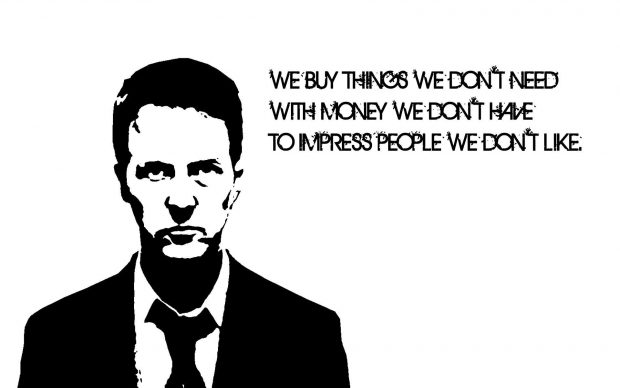 Fight Club Movie Wallpapers.