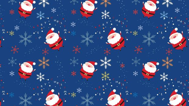 HD Cute Christmas Background.