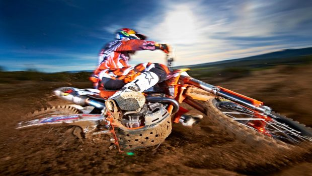 HD Motocross Ktm Wallpaper.