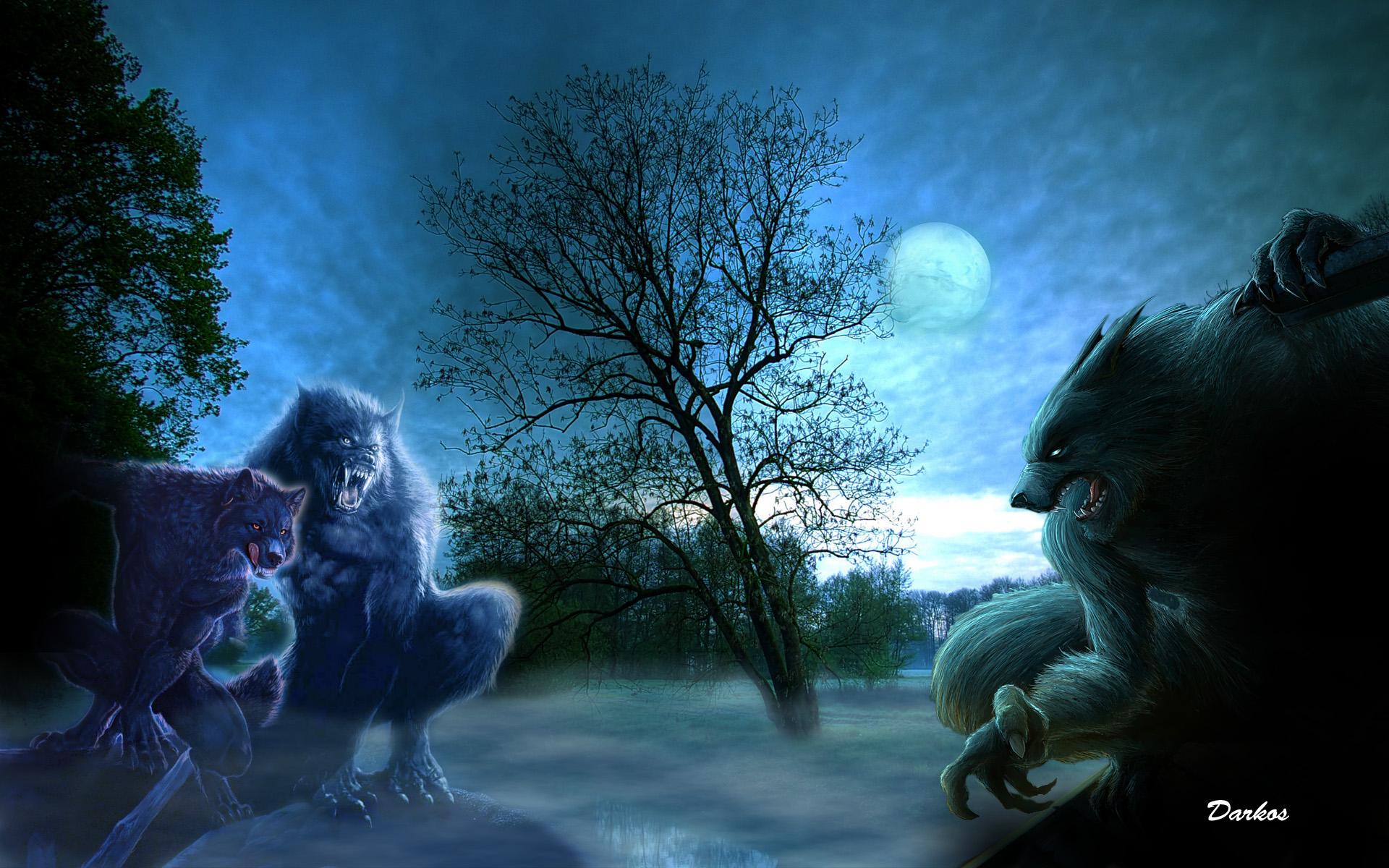 Werewolf Wallpapers HD