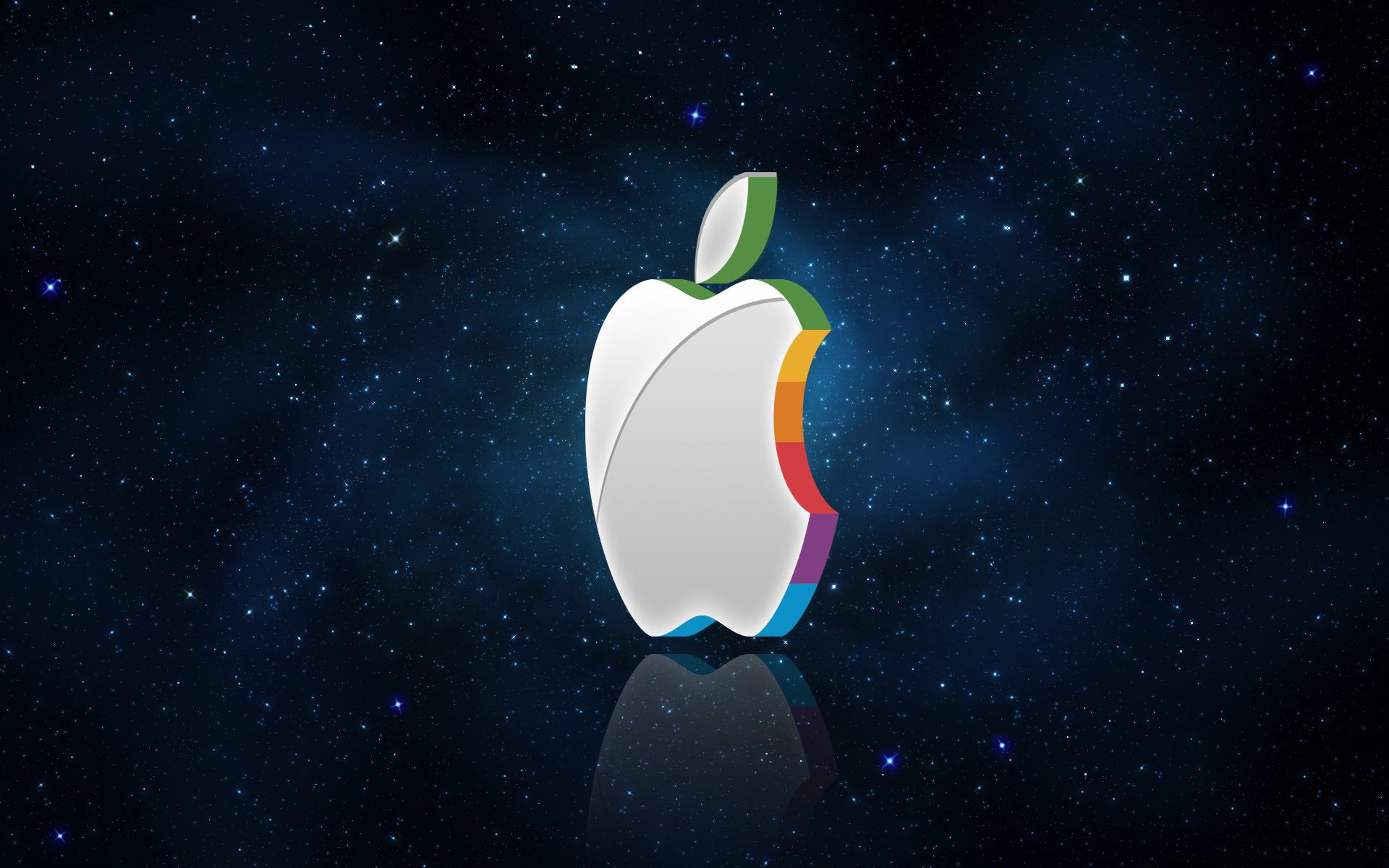 apple 3d wallpapers free download | pixelstalk