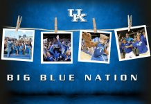 Kentucky Wildcats Fan Wallpaper.