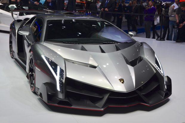 Lamborghini Veneno Picture HD.