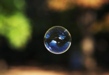 Soap Bubble HD 1080p Background.