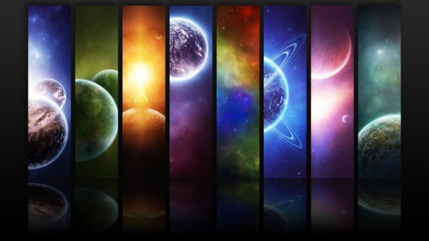 Solar System Wallpaper Download Free.