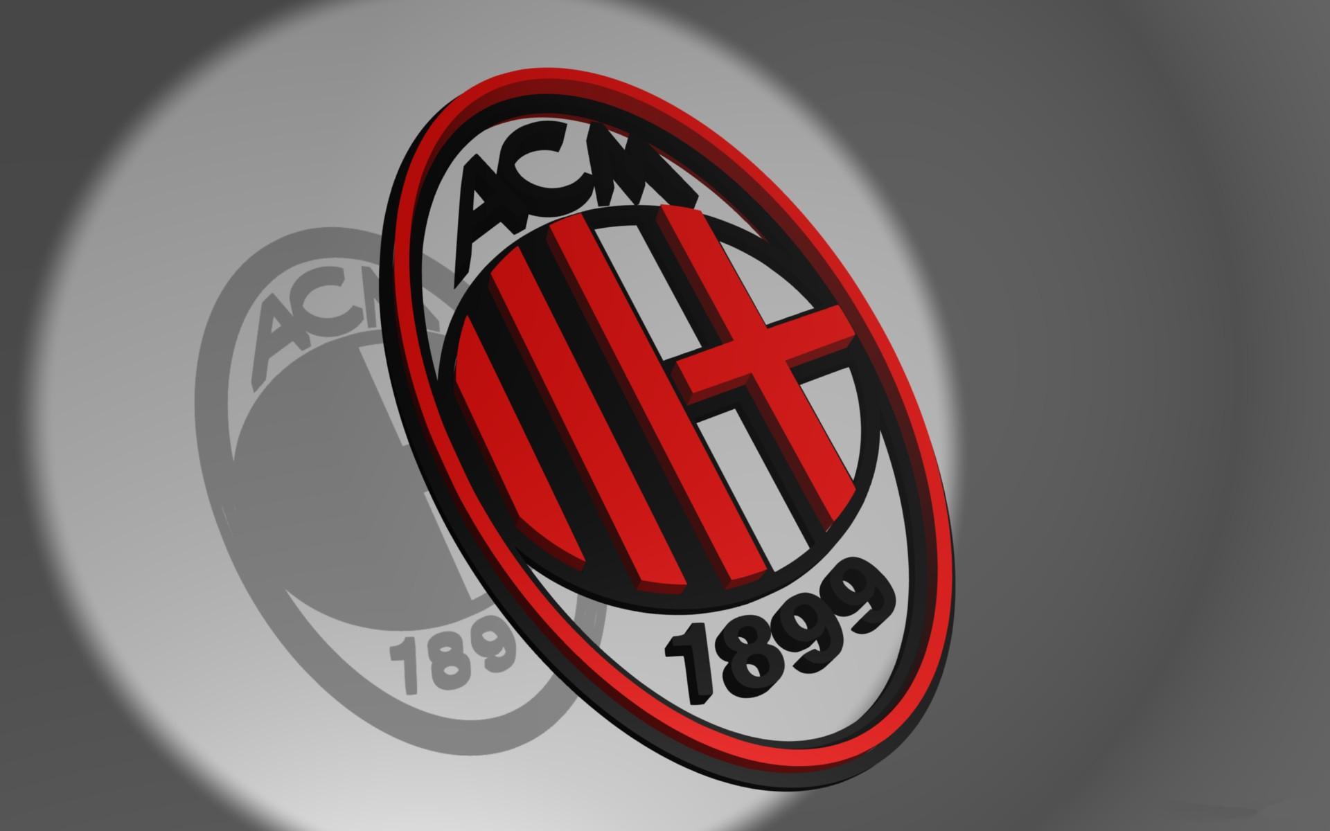 AC Milan HD Wallpaper | PixelsTalk.Net