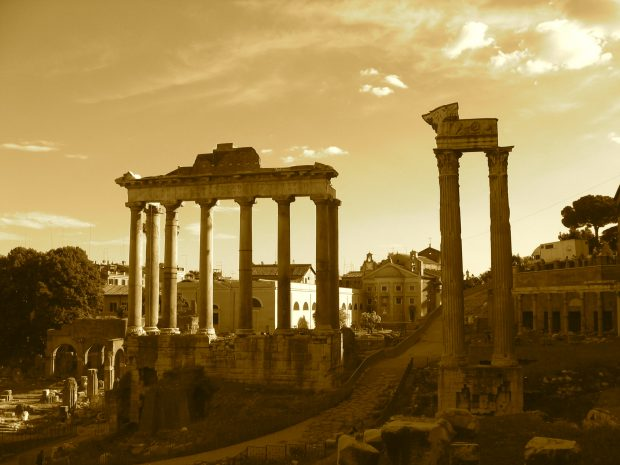 Free Hi Res Ancient Rome Photo.