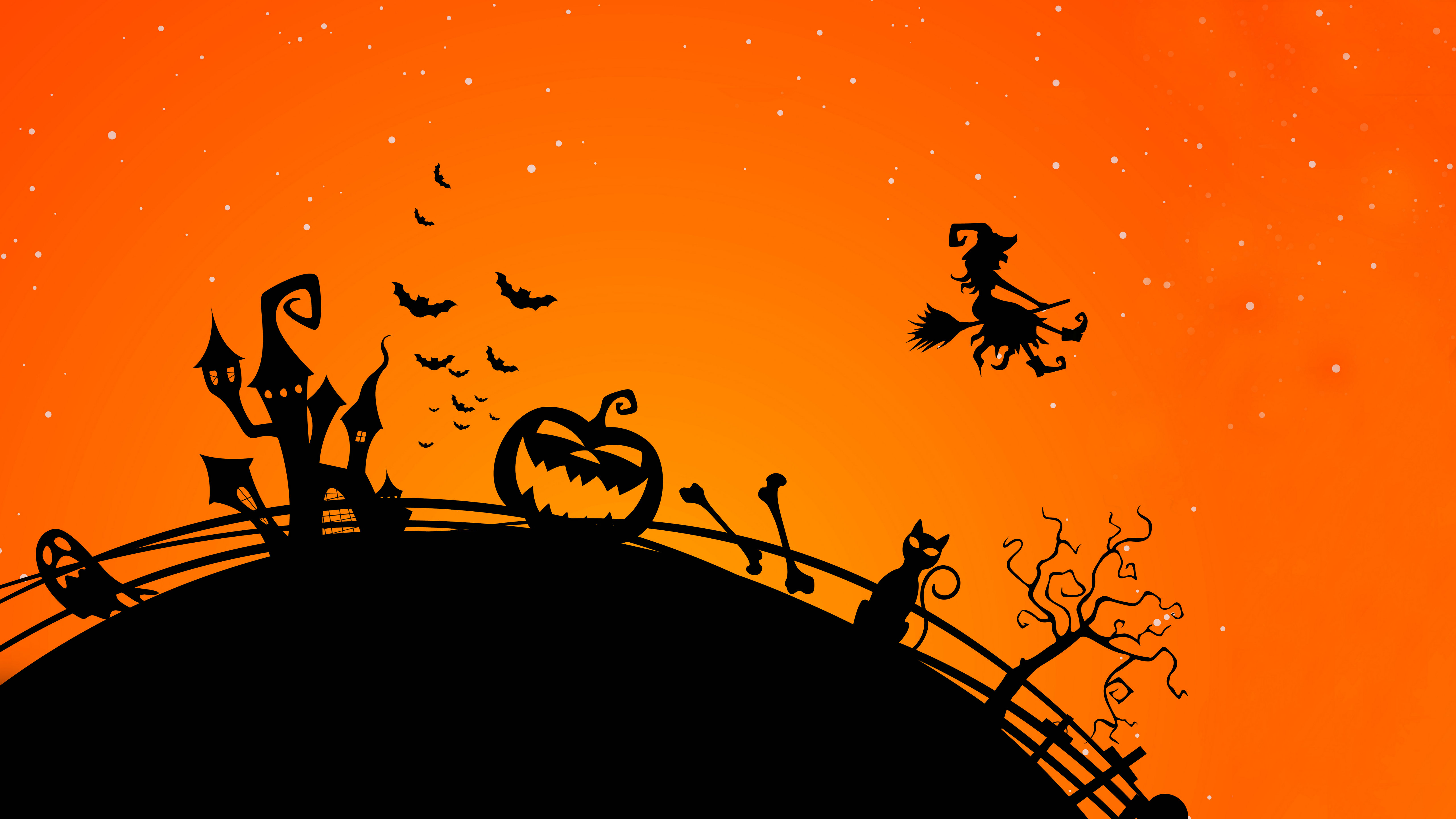 Halloween Background For Photos.
