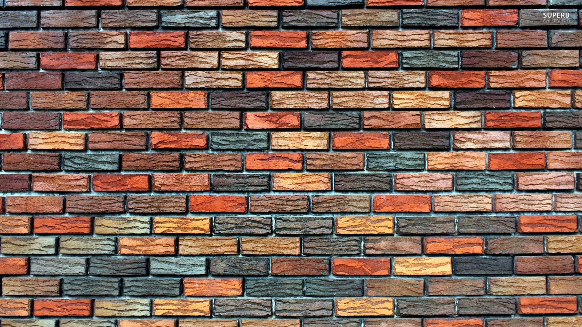 3D Brick Wallpapers Desktop