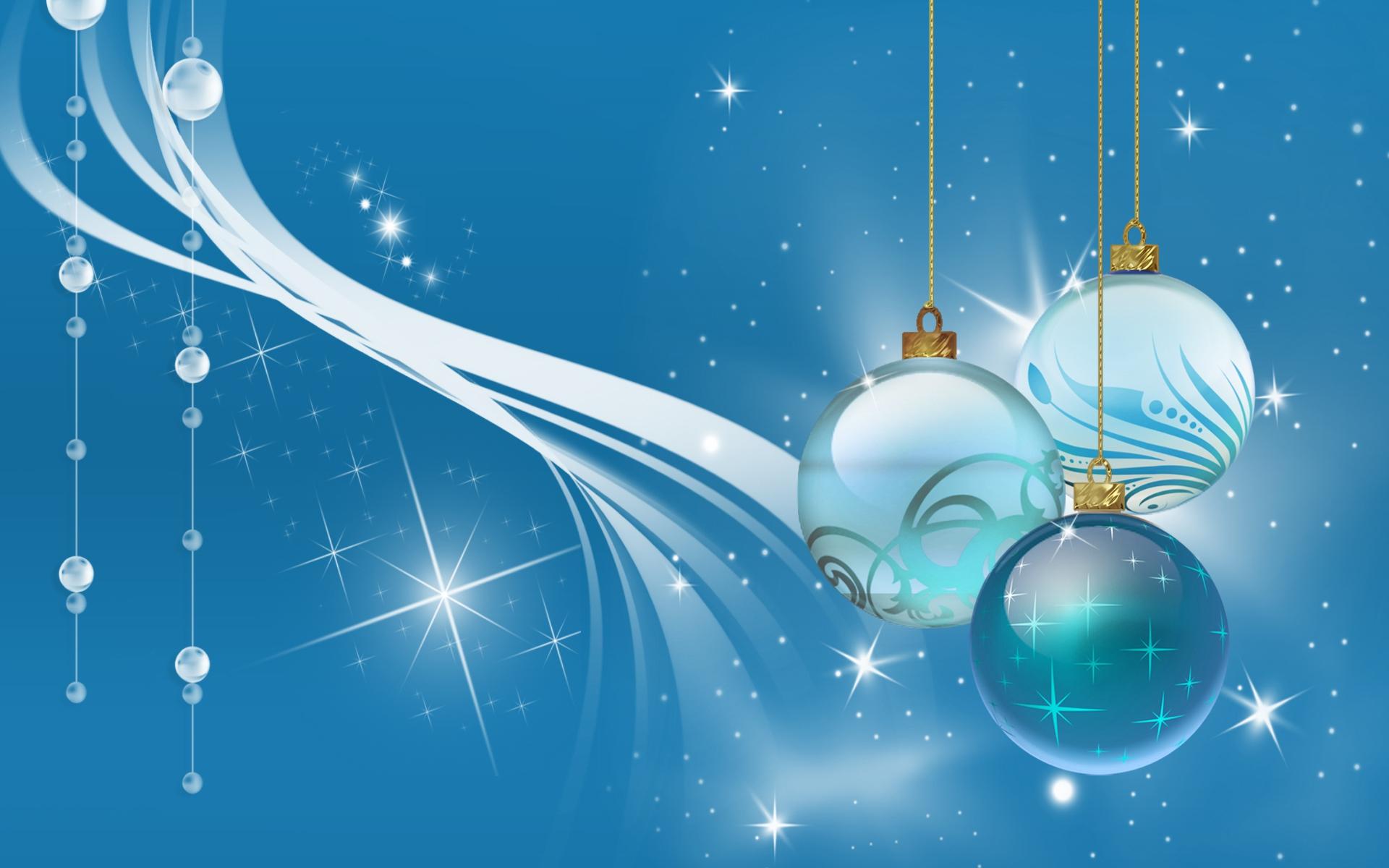 Amazing Blue Christmas HQ.