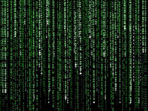 Animated Matrix Wallpaper Free Download.