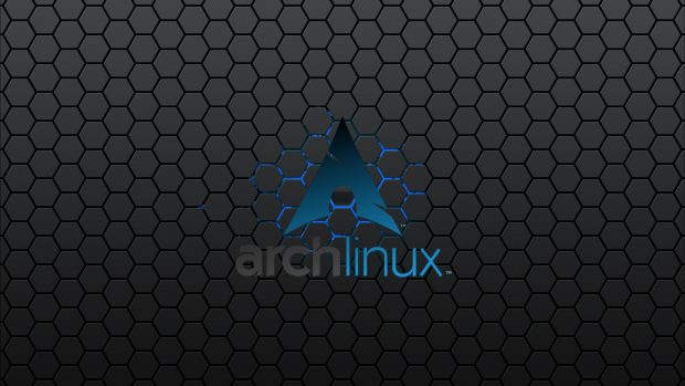 Arch Linux Full HD Wallpaper.