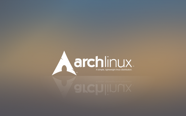 Arch Linux HD Wallpaper.