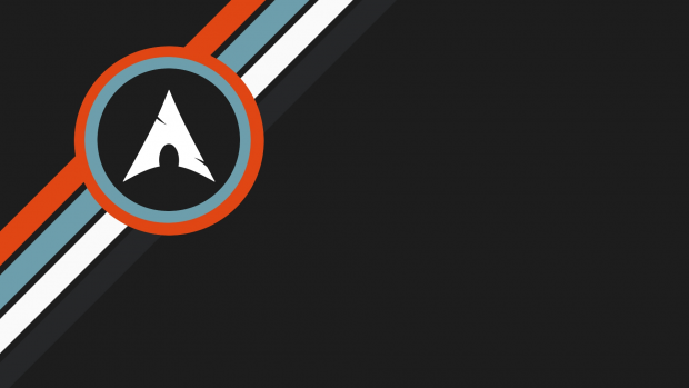 Arch Linux Wallpaper Full HD.