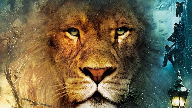 Aslan Narnia Desktop Wallpaper.