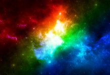Colorful Galaxy Photos.