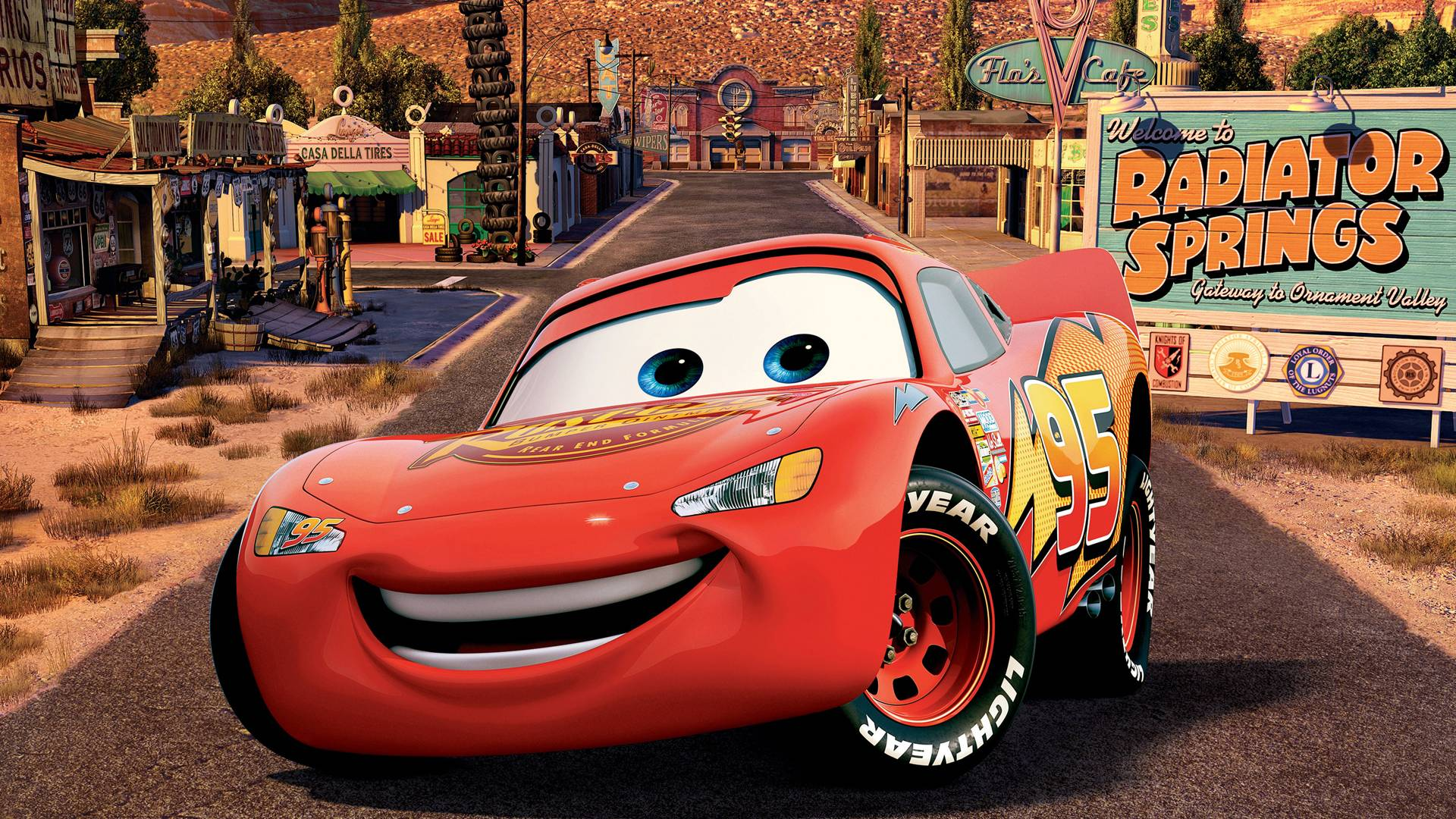 Disney Cars Backgrounds Desktop