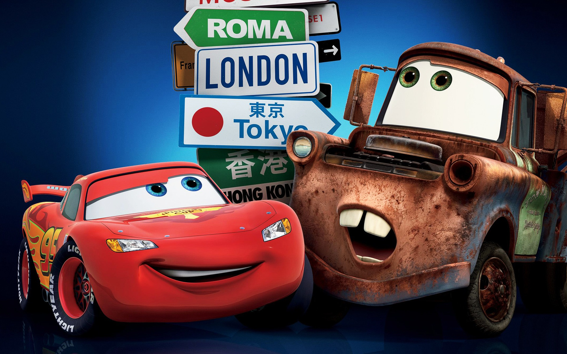 Disney Cars Backgrounds Free Download Pixelstalk Net