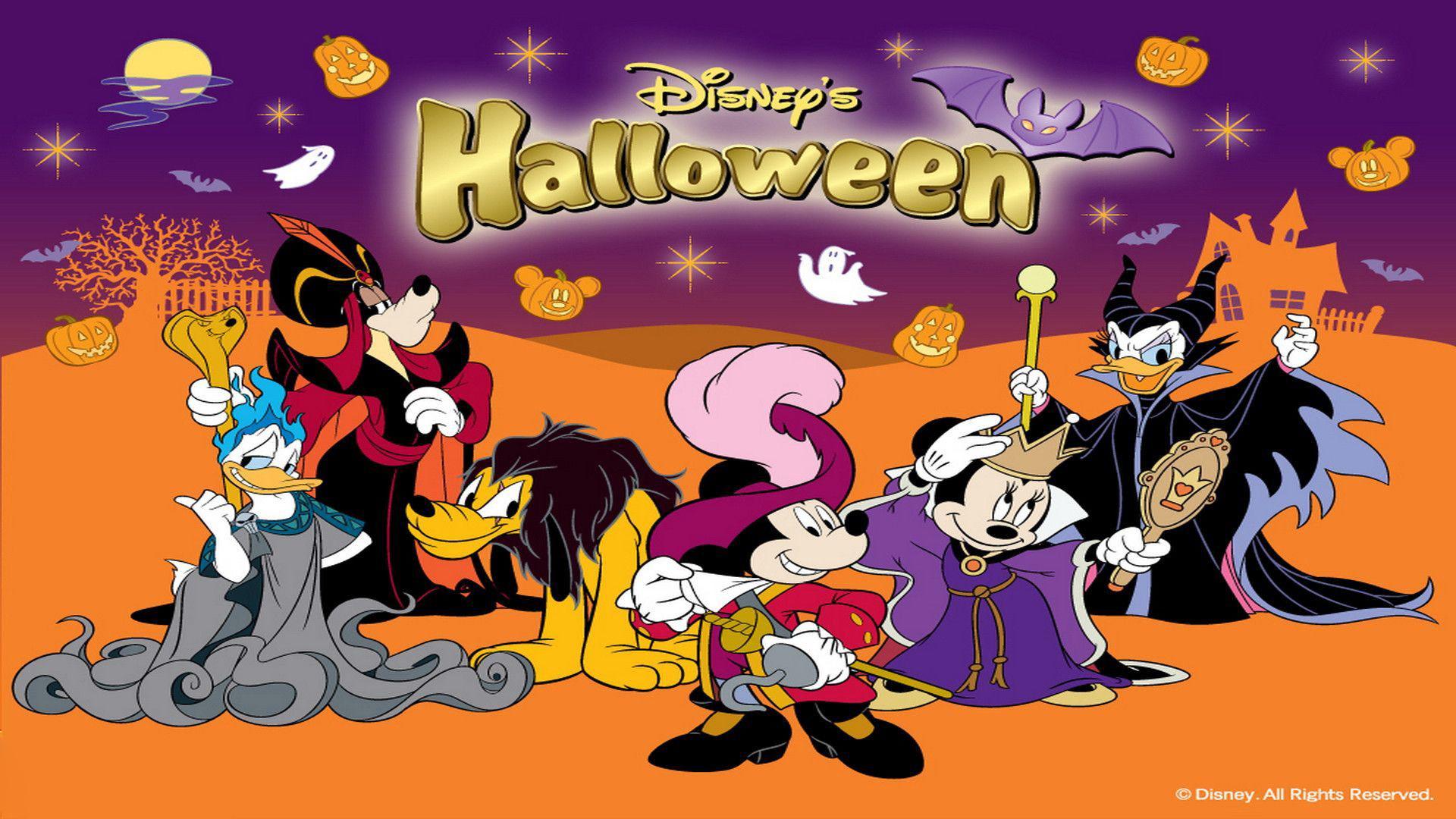 Disney Halloween Backgrounds Desktop.