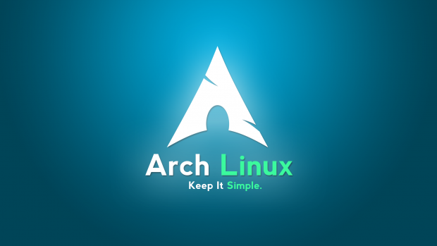 Download Free Arch Linux Wallpaper.