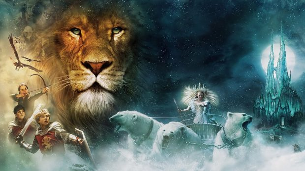 Download Free Aslan Narnia Wallpaper.