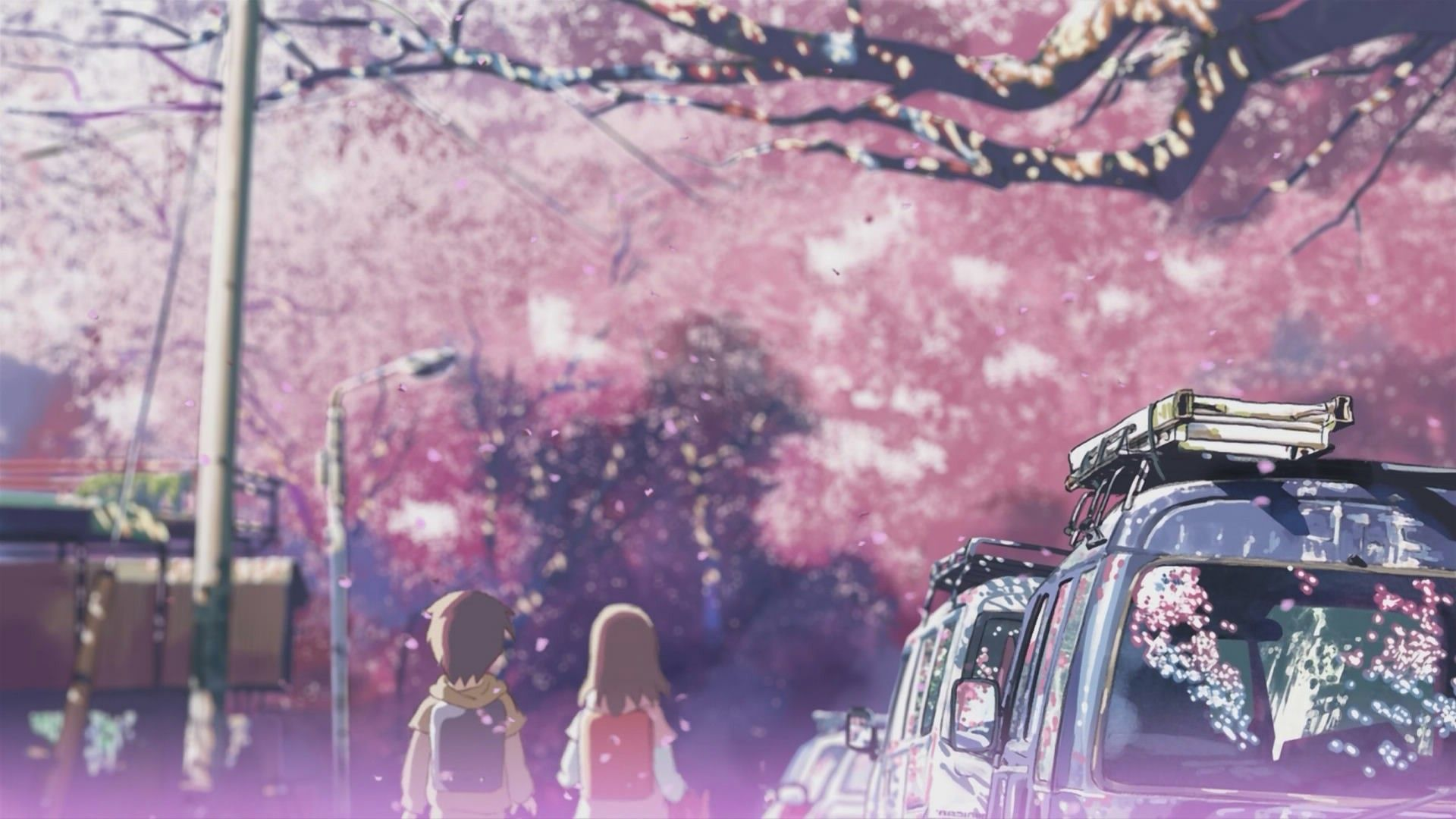 Free 5 centimeters per second pictures free