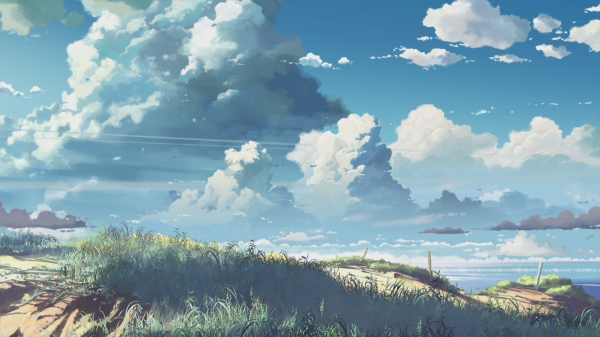 Anime landscape wallpaper hd pixelstalk net - 2d nature wallpapers ...