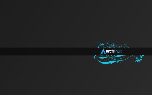 HD Arch Linux Wallpaper.