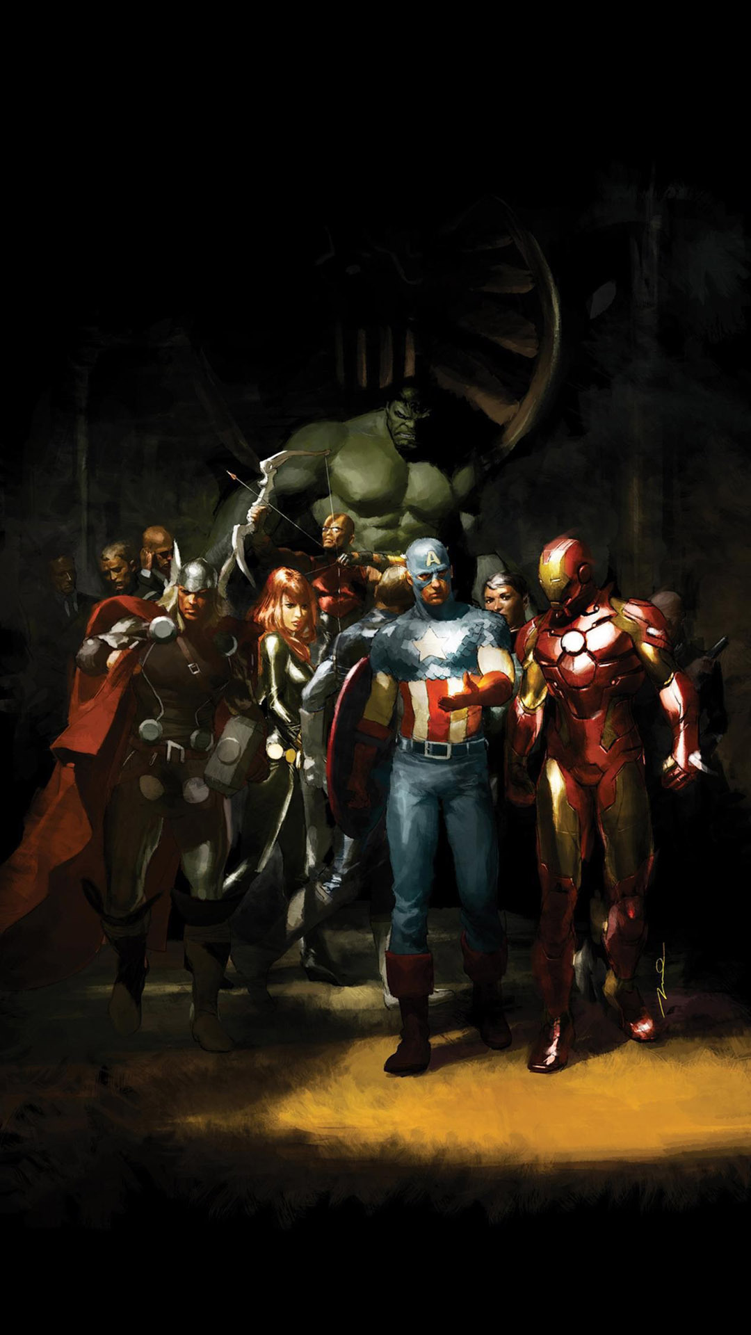 Avengers Iphone Wallpaper Hd Pixelstalknet