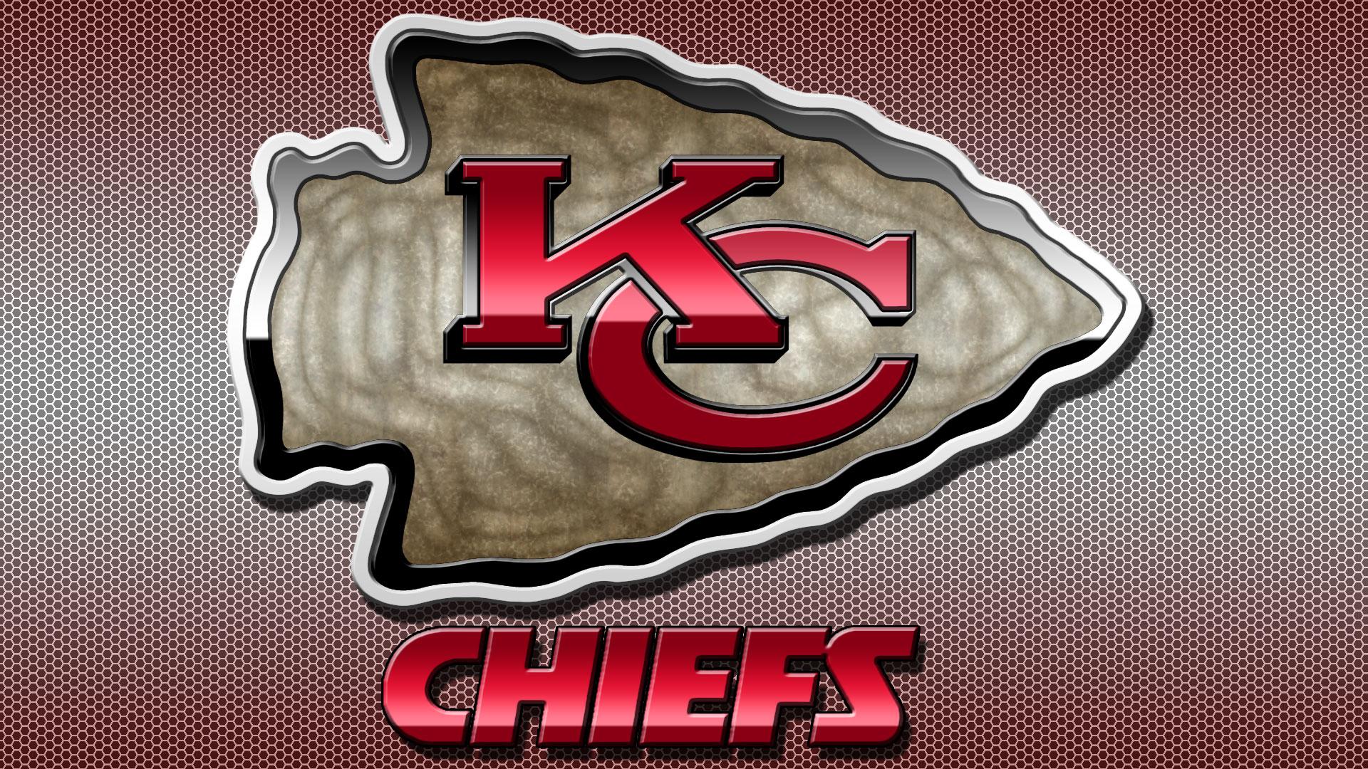 kansas city chiefs logo wallpaper pixelstalk net