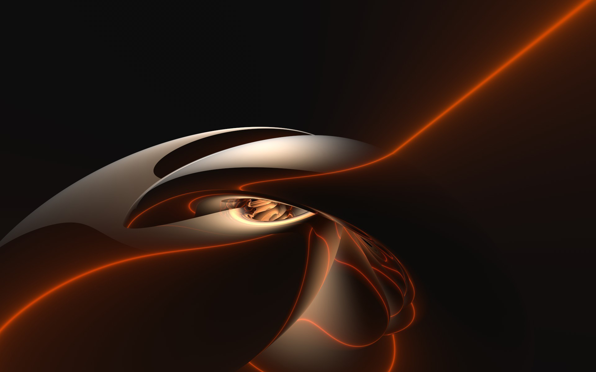 Black and Orange Desktop Wallpaper | PixelsTalk.Net for Cool Orange And Black Abstract Backgrounds  103wja