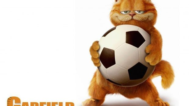 Animation garfield 2400x1350 wallpaper.