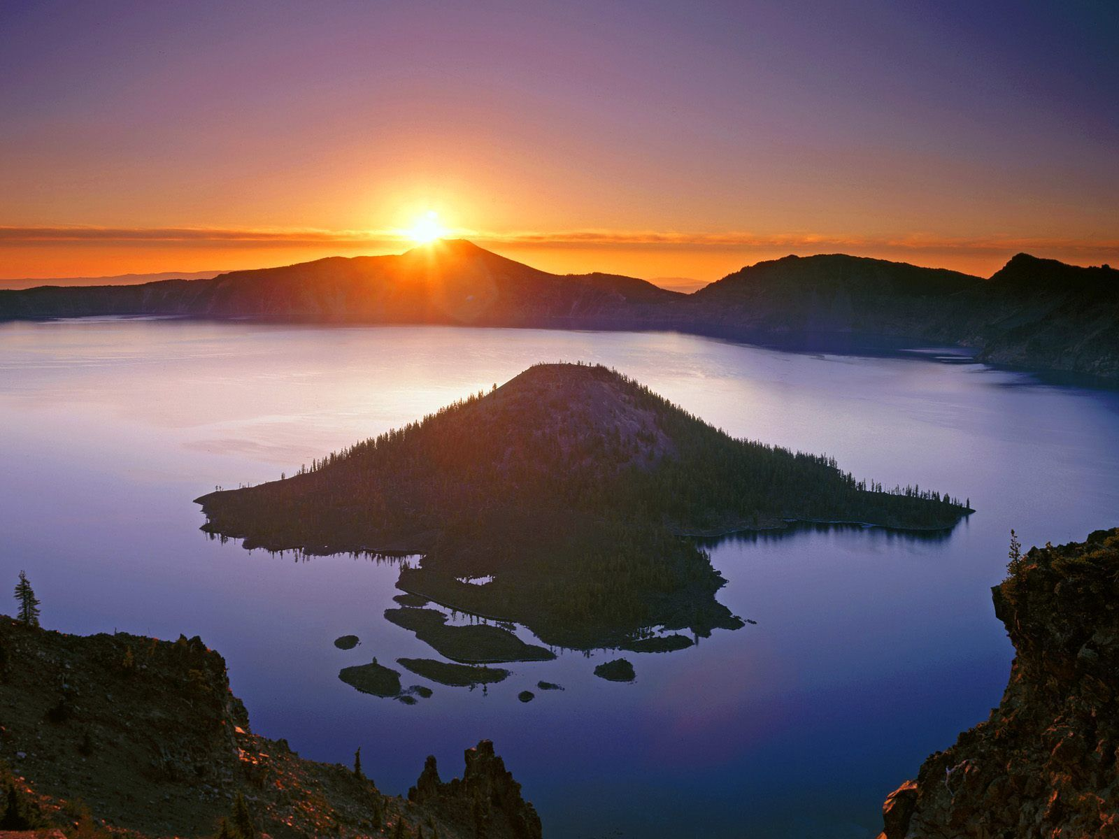 crater lake wallpaper widescreen. | pixelstalk