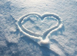 Winter Love Wallpaper Widescreen.