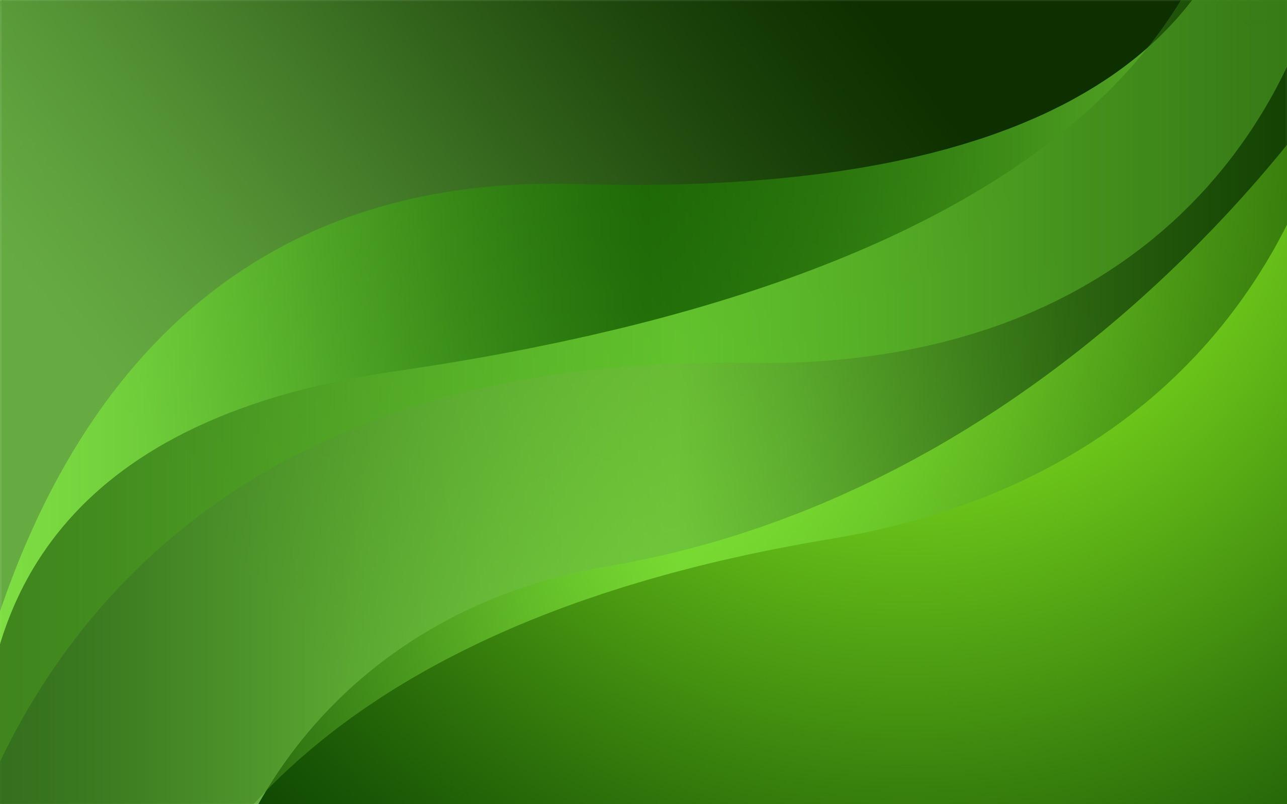 HD Abstract Green Wallpaper | PixelsTalk.Net