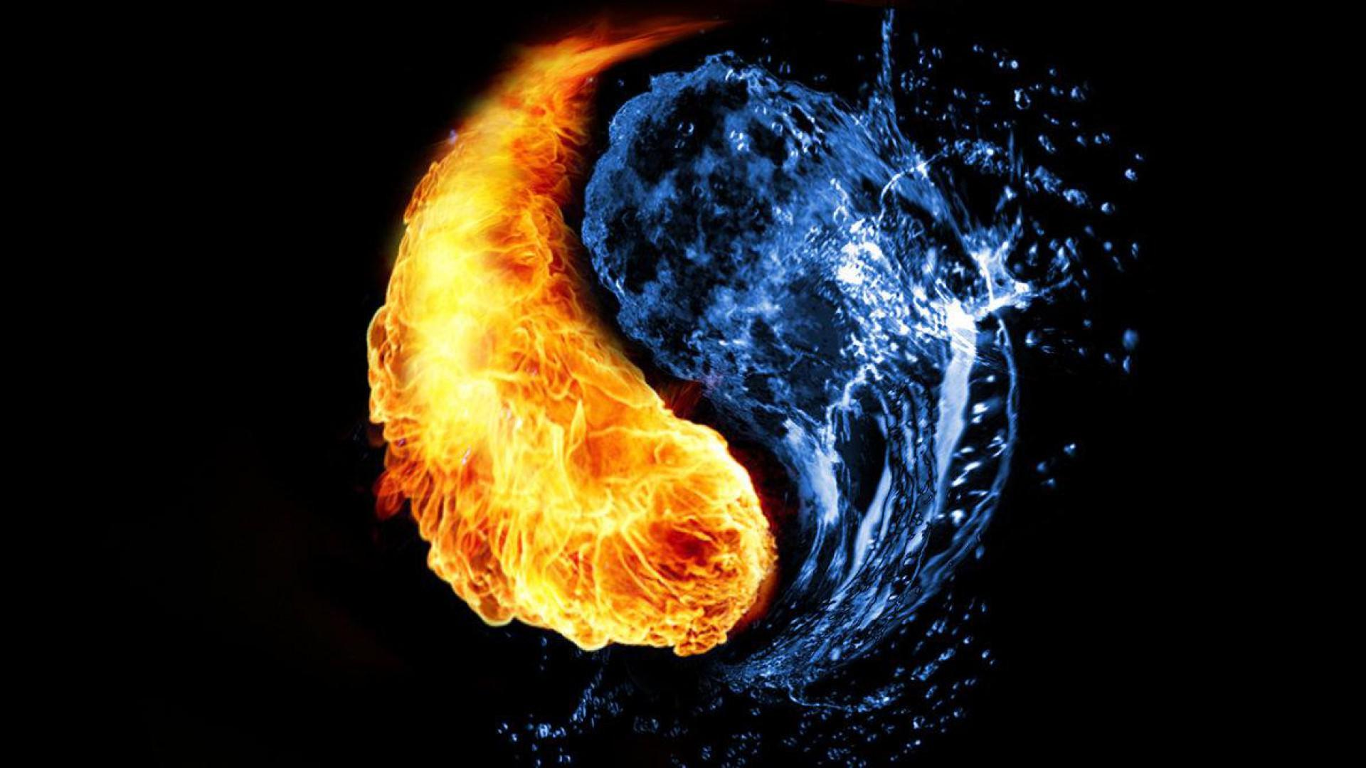 cool yin yang desktop wallpaper