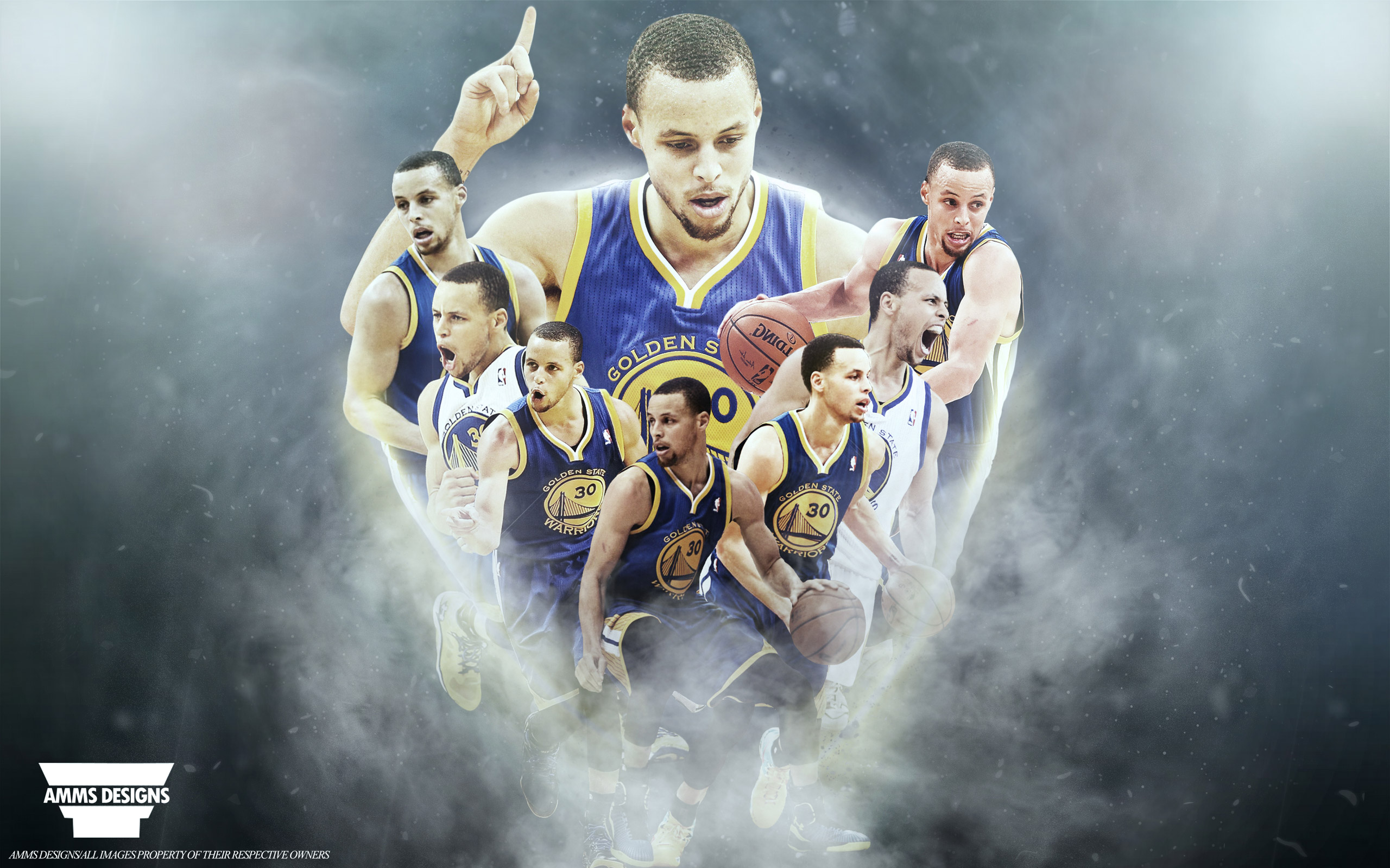 Stephen Curry Wallpaper HD 5