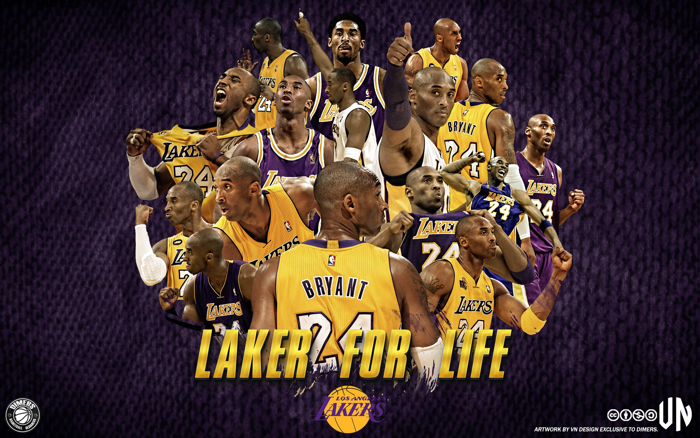 Lakers Wallpaper HD Collection