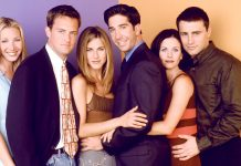 FRIENDS Saison 4.