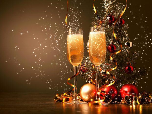 Cheer Happy New Year Photo.