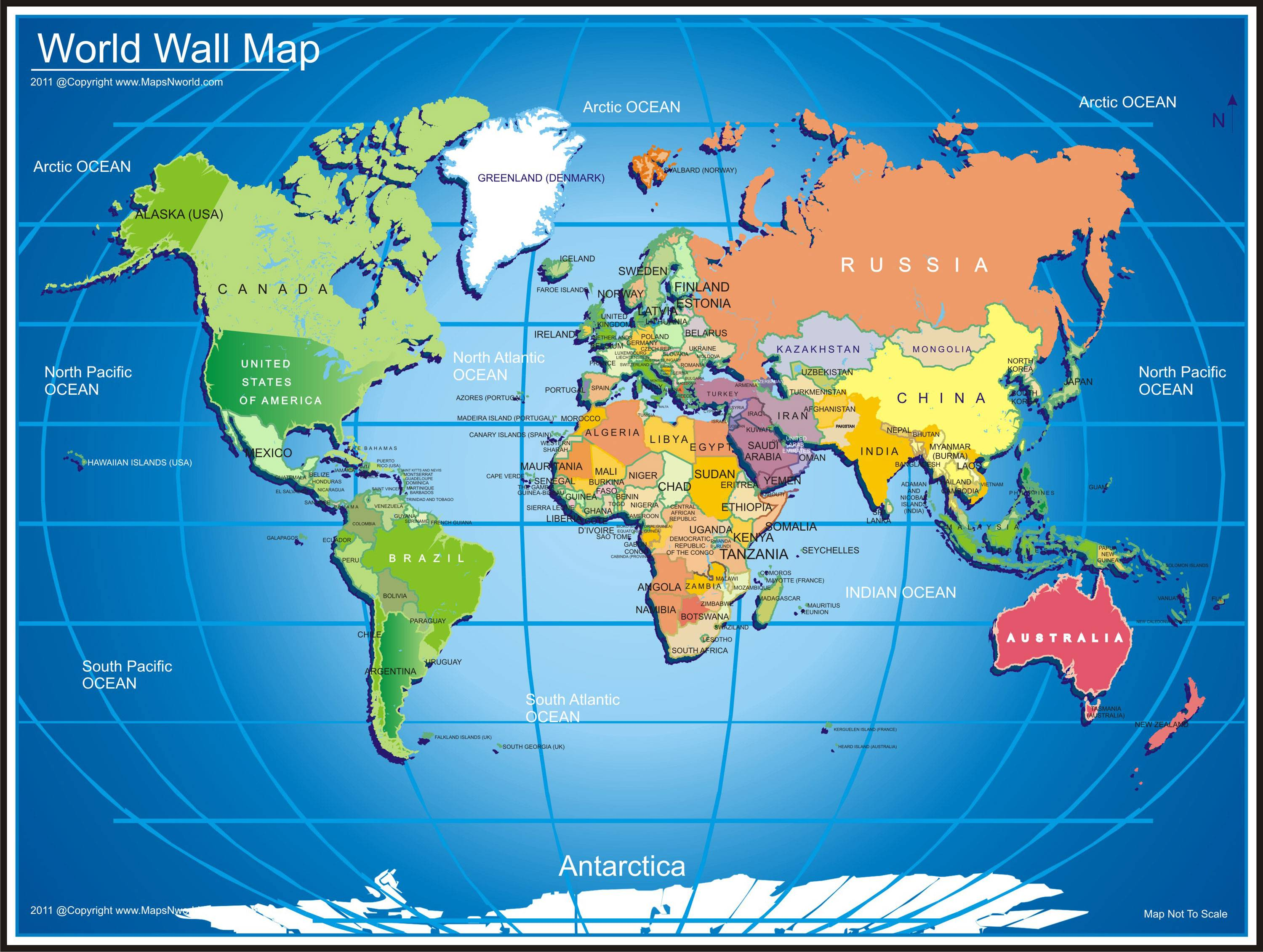World Map Wallpaper HD  PixelsTalkNet