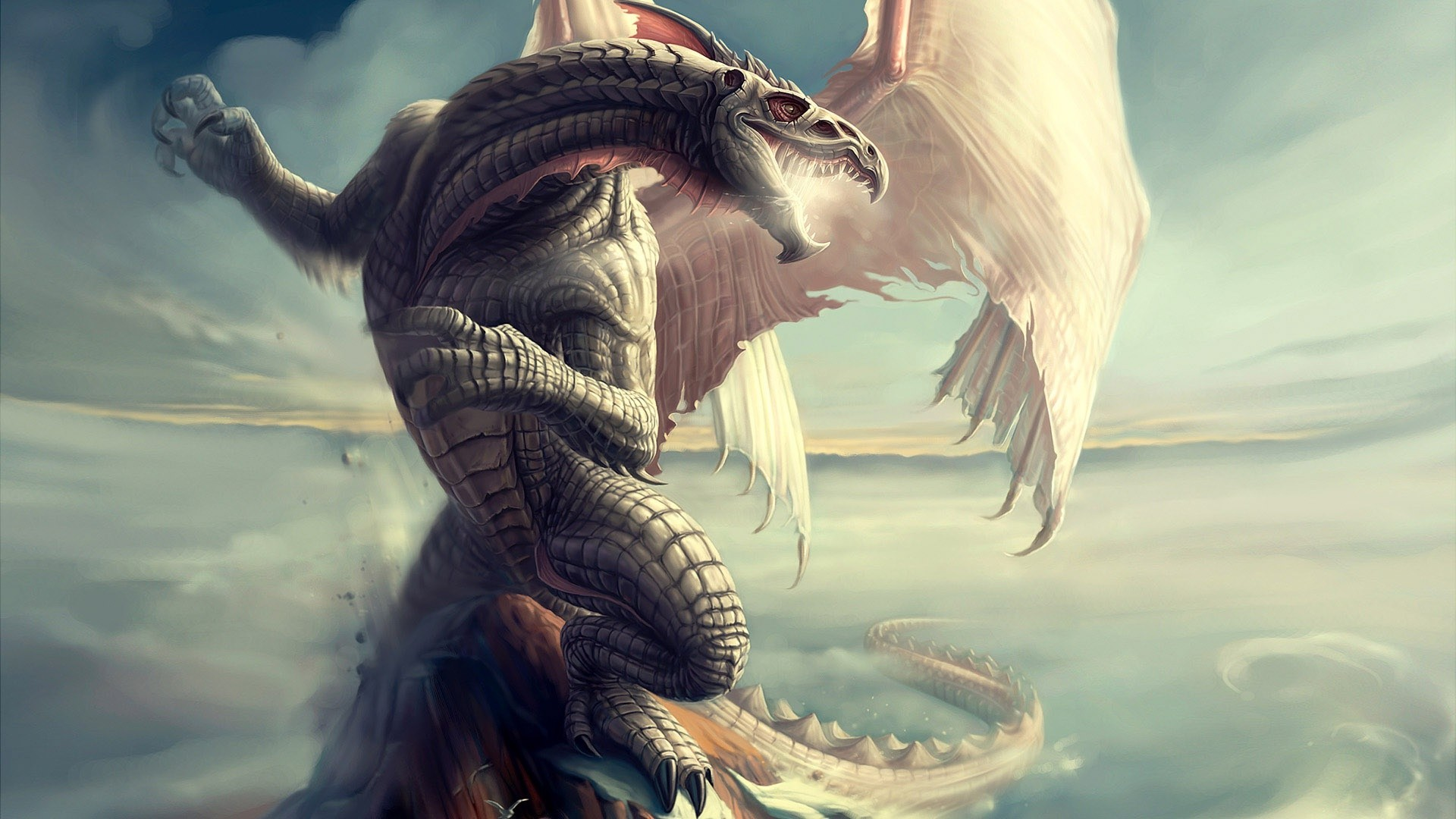 Cool dragon hd wallpaper backgrounds free download - Dragon backgrounds 1920x1080 ...