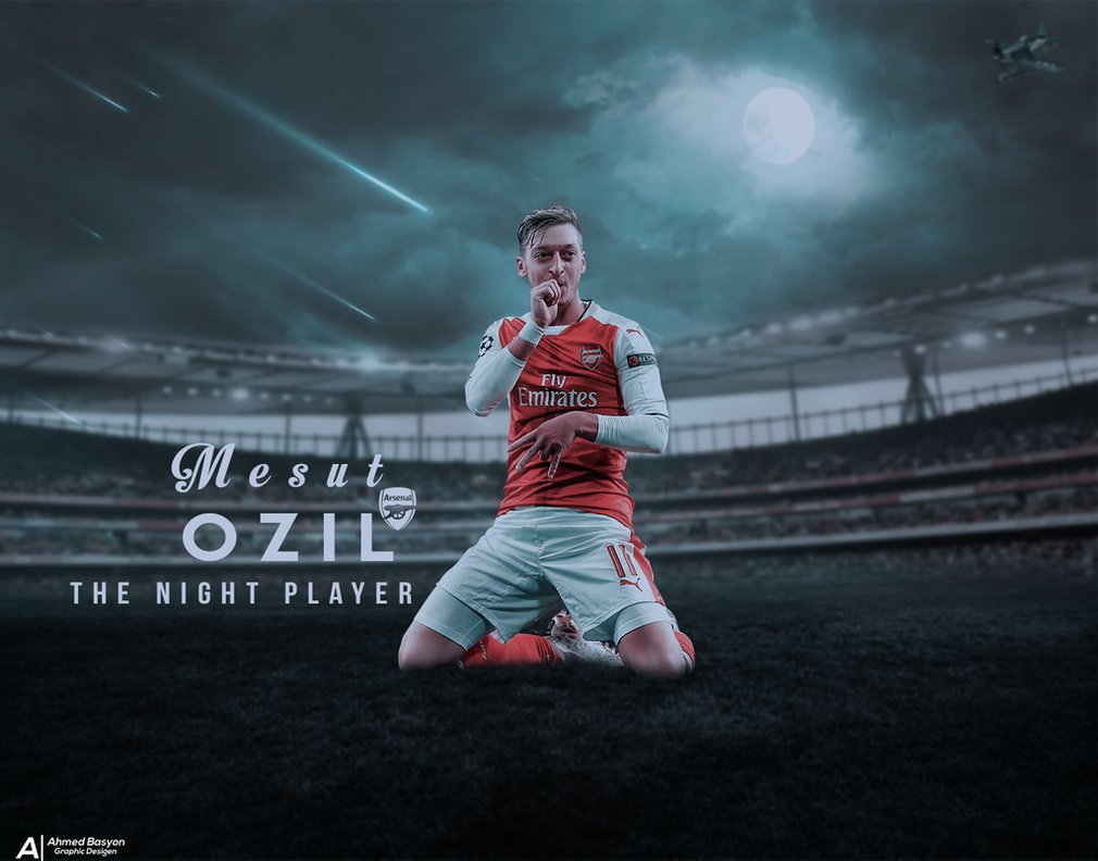 Mesut Ozil Wallpaper Hd Pixelstalk Net
